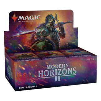 Wizards Of The Coast MODERN HORIZONS 2 BOOSTER DISPLAY