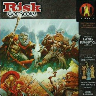 Hasbro RISK GODSTORM