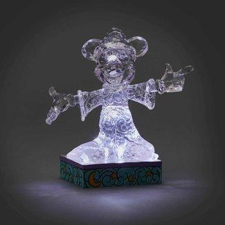 Enesco Disney Traditions - Sorcerer Mickey Illuminated