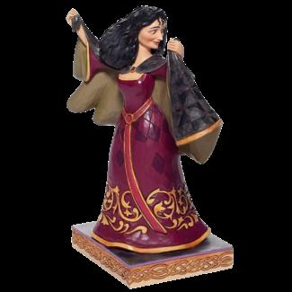 Enesco Disney Traditions - Mother Gothel with Rapunzel Scene Figurine
