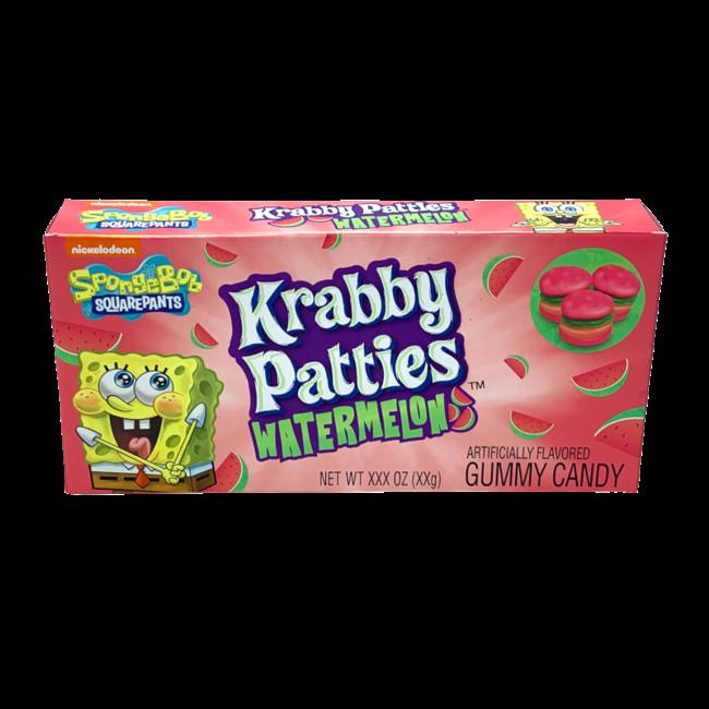 Krabby Patties Watermelon Box 72 gr.