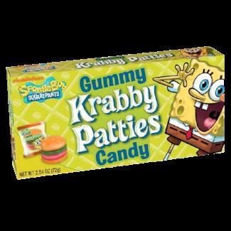 Krabby Patties Box 72 gr.