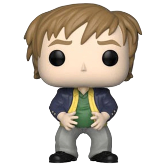 Funko Pop! Movies: Tommy Boy - Tommy with Ripped Coat LE