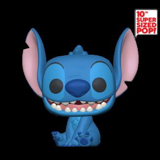 Funko Pop! Disney: Lilo and Stitch - 10 inch Stitch