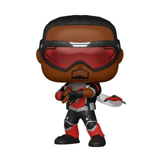 Funko Pop! Marvel: The Falcon and the Winter Soldier - Falcon