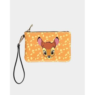 Difuzed Disney Pouch Wallet Bambi