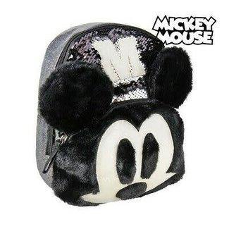 Disney Casual Fashion Backpacks Mickey Blue 21 x 26 x 10 cm