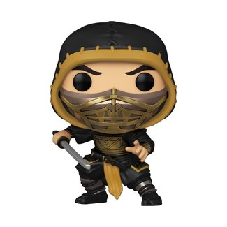 Funko Pop! Movies: Mortal Kombat - Scorpion
