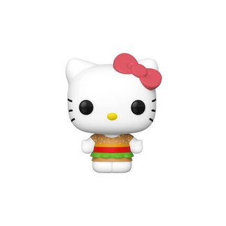 Funko Pop! Hello Kitty - Hello Kitty (Kawaii Burger Shop)