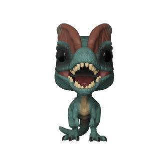 Funko Pop! Movie: Jurassic Park - Dilophosaurus Chase Edition
