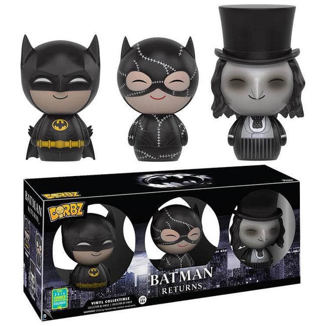 Funko Burton Batman 3-Pack LTD