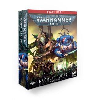 Games Workshop Warhammer 40,000 Recruit Edition