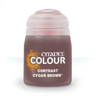 Citadel Contrast - Cygor Brown 18 ml