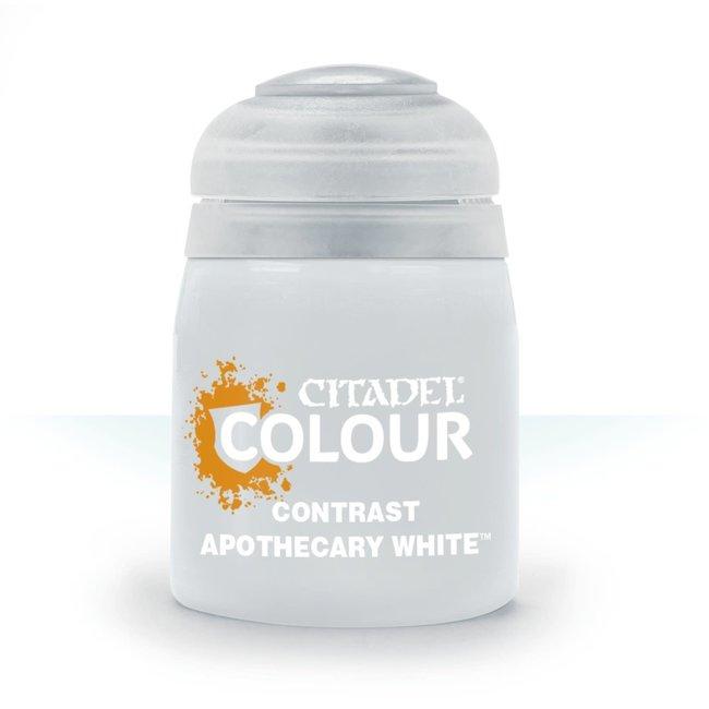 Citadel Apothecary White