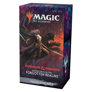 Wizards Of The Coast MTG AFR FORGOTTEN REALMS PRERELEASE PACK