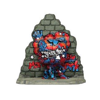 Funko Pop! Deluxe: Marvel - Spider-Man Graffiti Deco (Special Edition)