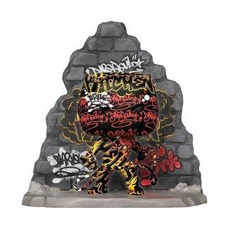 Funko Pop! Deluxe: Marvel - Daredevil Graffiti Deco (Special Edition)