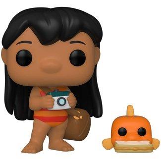 Funko Pop! Disney: Lilo and Stitch - Lilo with Pudge