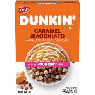 Dunkin' Donuts Dunkin Caramel Macchiato Cereal 311 gr.