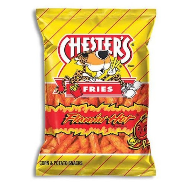 Cheetos Chester's Hot Fries 170 gr. (USA Import)