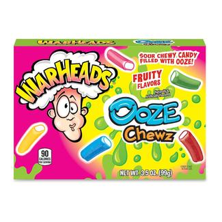 Warheads Ooze Chews 99 gr.