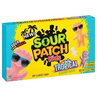 Sour Patch Tropical Box 99 gr.