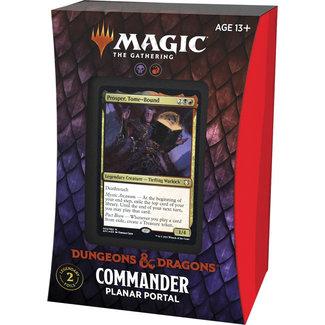 Wizards Of The Coast FORGOTTEN REALMS COMMANDER DECK - PLANAR PORTAL