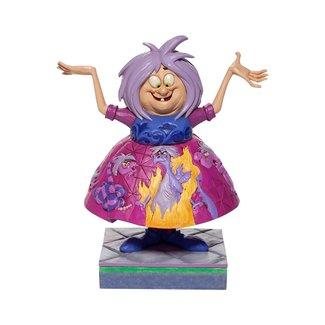 Enesco Disney Traditions - Madam Mim with Sword in the Stone scene Figurine