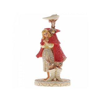 Enesco Disney Traditions - Playful Pantomime (Aurora as Briar Rose Figurine)
