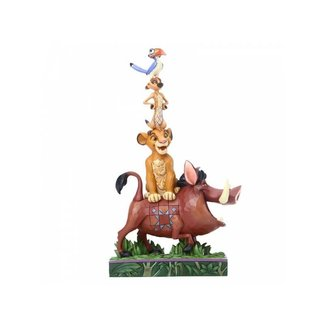 Enesco Disney Traditions - Balance of Nature (The Lion King Stacking Figurine)