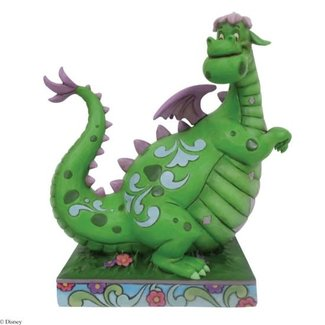 Enesco Disney Traditions - A Boy's Best Friend (Elliott Dragon Figurine)