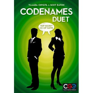 usaopoly CODENAMES DUET