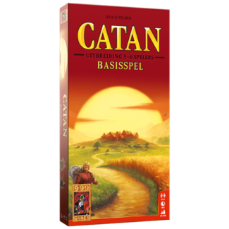 999 Games Catan: Uitbreiding 5/6 spelers