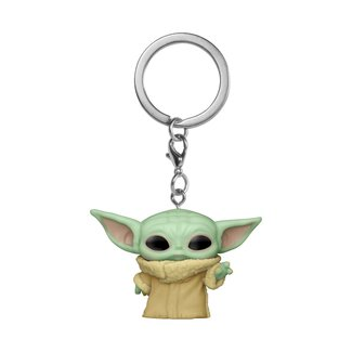 Funko Pocket Pop! Keychain: Star Wars The Mandalorian - The Child