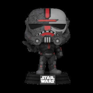 Funko Pop! Star Wars: The Bad Batch - Hunter