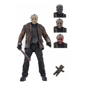 Neca Freddy vs. Jason Ultimate Action Figure Jason Voorhees 18 cm