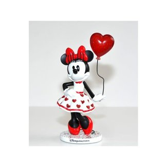 Minnie Mouse Figurine, Amour Collection