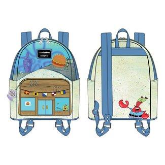 Loungefly SpongeBob SquarePants by Loungefly Backpack Krusty Krab