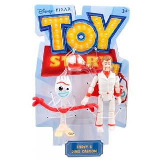 Disney Toy Story 4 Forky & Duke Caboom Action Figure
