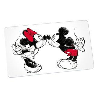 GEDAlabels Disney Cutting Board Mickey Kiss Sketch