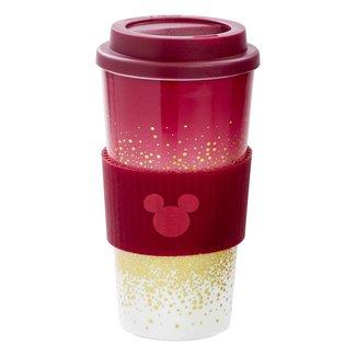 Funko Disney Travel Mug Mickey Berry Glitter