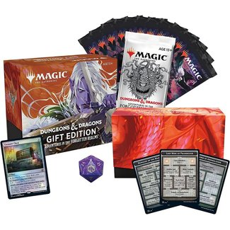 Wizards Of The Coast ADVENTURES IN THE FORGOTTEN BUNDLE GIFT EDITION