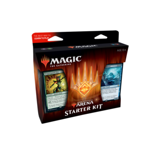 Wizards Of The Coast MTG 2021 ARENA STARTER KIT