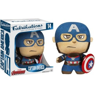 Funko Fabrikations #14 Plush - Avengers of Ultron - Captain America