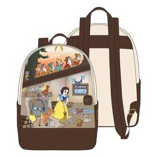 Loungefly Backpack Snow White Multi Scene