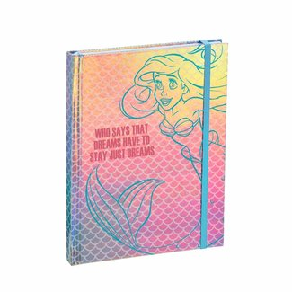 Funko The Little Mermaid Notebook with Pen Dreams