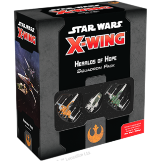 Fantasy Flight STAR WARS X-WING 2.0 RESISTANCE SQUADRON EPI IX EX