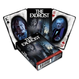 Aquarius The Exorcist Playing Cards Movie