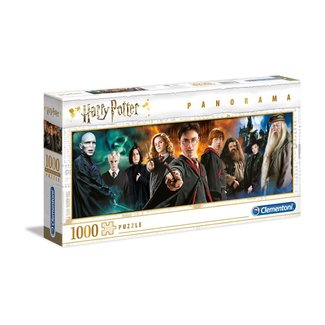 Clementoni Harry Potter Panorama Puzzle Characters