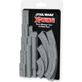 Fantasy Flight STAR WARS X-WING 2.0 DELUXE TOOLS AND RANGE RULER